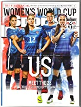 Sports Illustrated - June 8, 2015 - Womens World Cup (Soccer), US vs. THEM - Meet the 23 Who will Reconquer the World