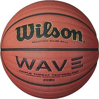 Wilson Wave Solution Game Basketball, Intermediate - 28.5
