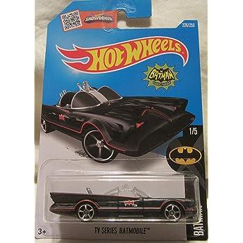 2016 Batman Classic TV Series Batmobile #226//250 Hot Wheels