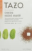 Best tazo tea cocoa mint mate Reviews