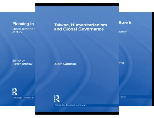 Routledge Research on Taiwan (34 Book Series)