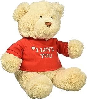 GUND I Love You Bear Single - Colors Will Vary