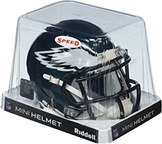 Riddell Philadelphia Eagles NFL Replica Speed Mini Football Helmet