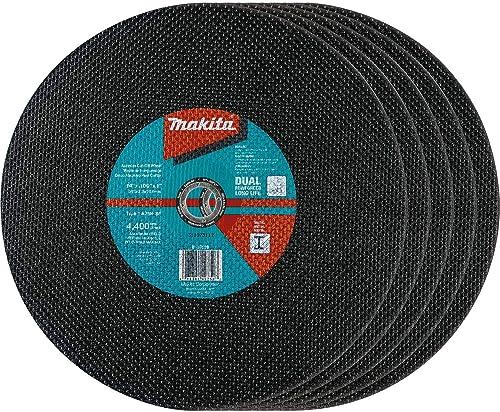 "wholesale Makita B-57598-5 14"" x 1"" online x 3/32"" Abrasive Cut-Off Wheel, new arrival 5/Pk outlet online sale"