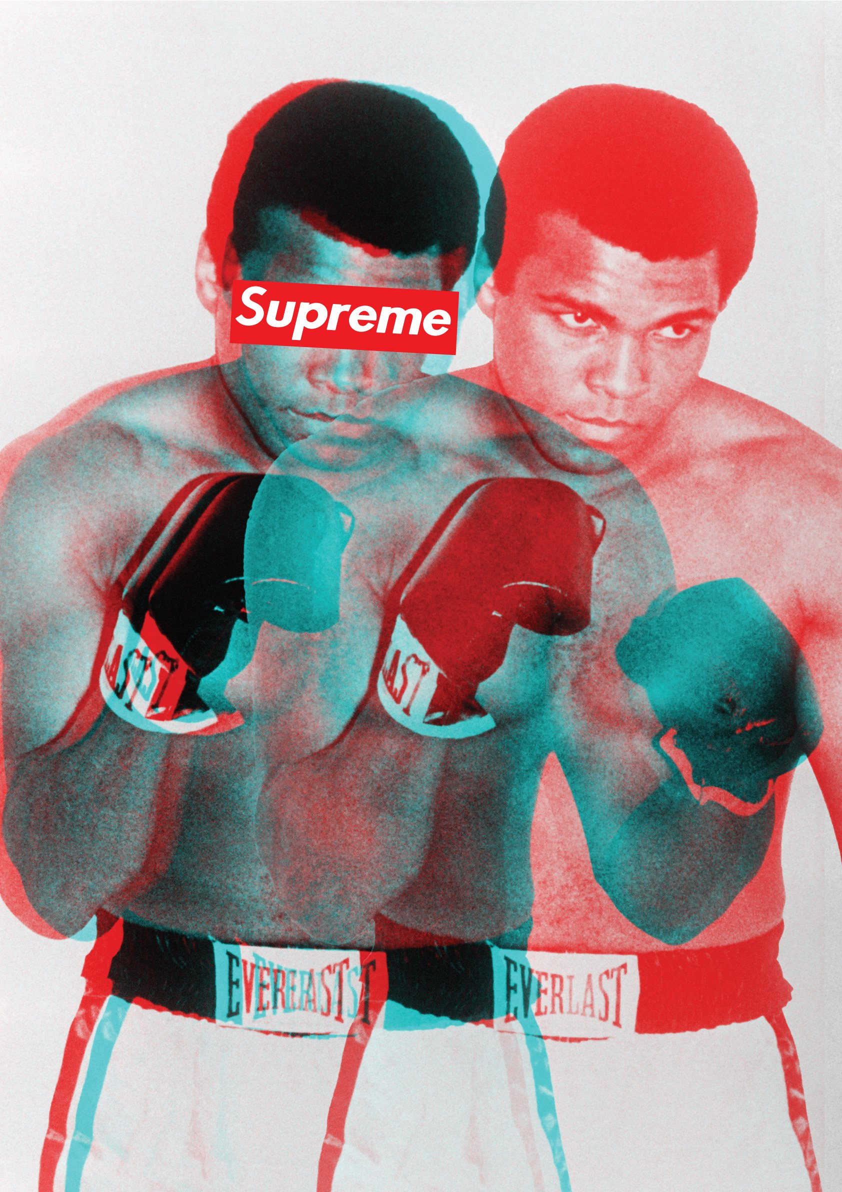 Frame Muhammad Ali Poster Boxer Quote Print Picture Wall Art Life Boxing