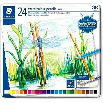 STAEDTLER-Noris Club aquarell 10 Estuche con 24 lápices ...