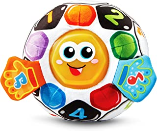 VTech Bright Lights Soccer Ball, Multicolor