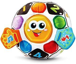 VTech Bright Lights Soccer Ball, Multicolor
