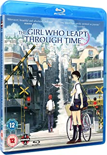 The Girl Who Leapt Through Time Toki o kakeru shôjo  NON-USA FORMAT Reg.B United Kingdom