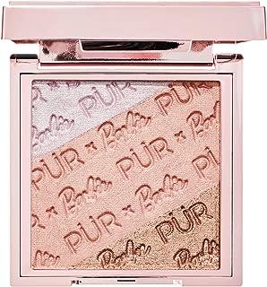PÜR X Barbie Dream Glow Signature Highlighter Palette
