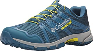 Men's Mountain Masochist IV Trail Running Shoe, Phoenix Blue, Zour, 11 D US