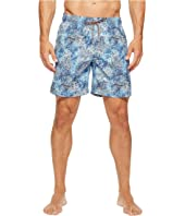 BUGATCHI - Abstract Jellyfish Swim Trunks