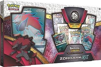 Pokemon Cards: SM3.5 Shining Legends Zoroark GX Sp Col, Box