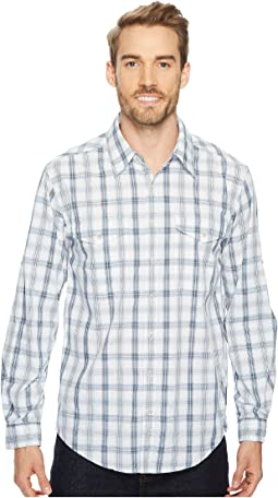 ExOfficio - BugsAway® Sol Cool Plaid Long Sleeve Shirt