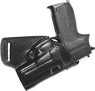 Sig Sauer P225 Compatible Holster - SOB (Small of Back) Leather Belt Holster - Old-World Craftsmanship (143)