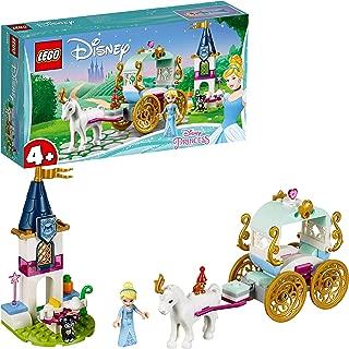 LEGO Disney Princess 4+ Cinderella's Carriage Ride 41159 Building Toy