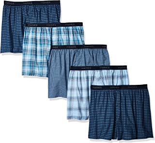 Men's Tagless Boxer with Exposed Waistband – Multipack