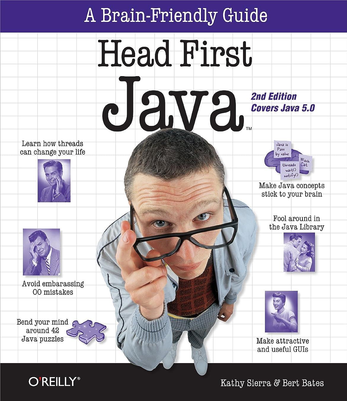 送料煙皮肉なHead First Java: A Brain-Friendly Guide (English Edition)