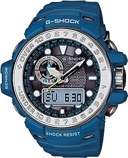 [カシオ] 腕時計 ジーショック GULFMASTER トリプルセンサーVer.3+スマートアクセス+タフムーブメント搭載 世界6局電波対応ソーラーウオッチ GWN-1000-2AJF ブラック