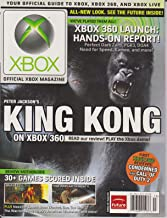 OXM: Official Xbox Magazine (Xbox 360 Launch: Hands-on Report! Perfect Dark Zero, PGR3, DOA4, Need for Speed, Kameo, Peter Jackson's King Kong., Issue 52, Holiday 2005)