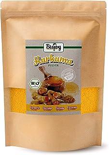 Biojoy BIO-kurkuma, gemalen, kurkumawortel (Curcuma) poeder (1 kg)