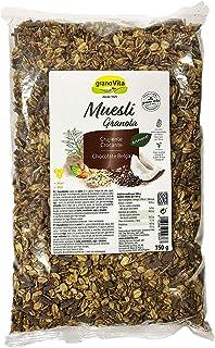 Granovita Muesli Crujiente Con Chocolate Cereales - 750 gr