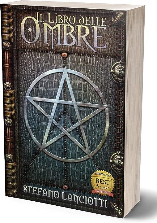 Il libro delle ombre: volume 1 (italiano) copertina flessibile 978-1534849884