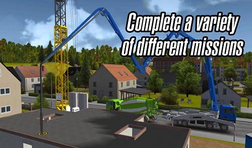 『Construction Simulator 2014 (Kindle Tablet Edition)』の5枚目の画像