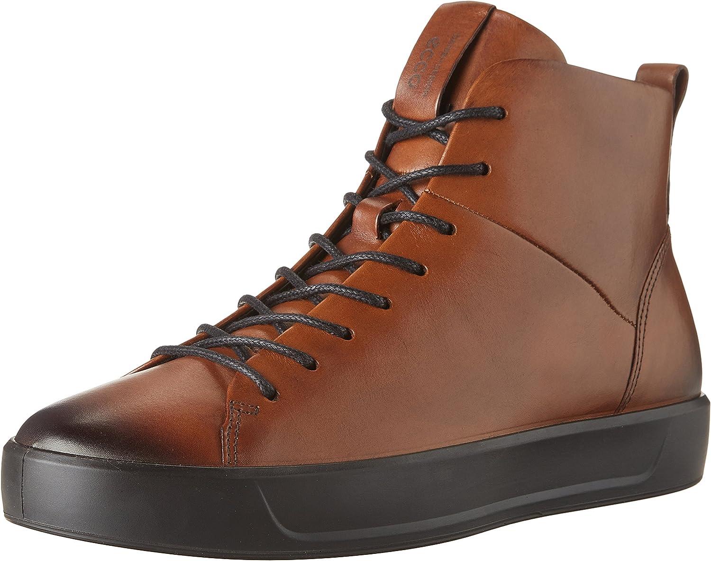 ECCO ECCO ECCO skor herr Soft 8 Hightop skor  spara upp till 50%