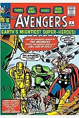 Avengers (1963-1996) #1 Kindle Edition