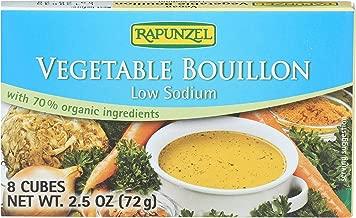 Best rapunzel vegetable bouillon no salt added Reviews