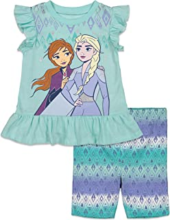 Packet of 3-2 to 3 Years Girls Frozen Vests From TU Clothing BNWT