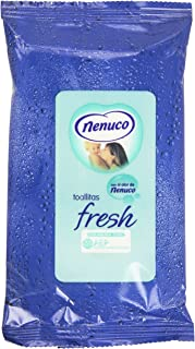 NENUCO toallitas fresh 20 uds