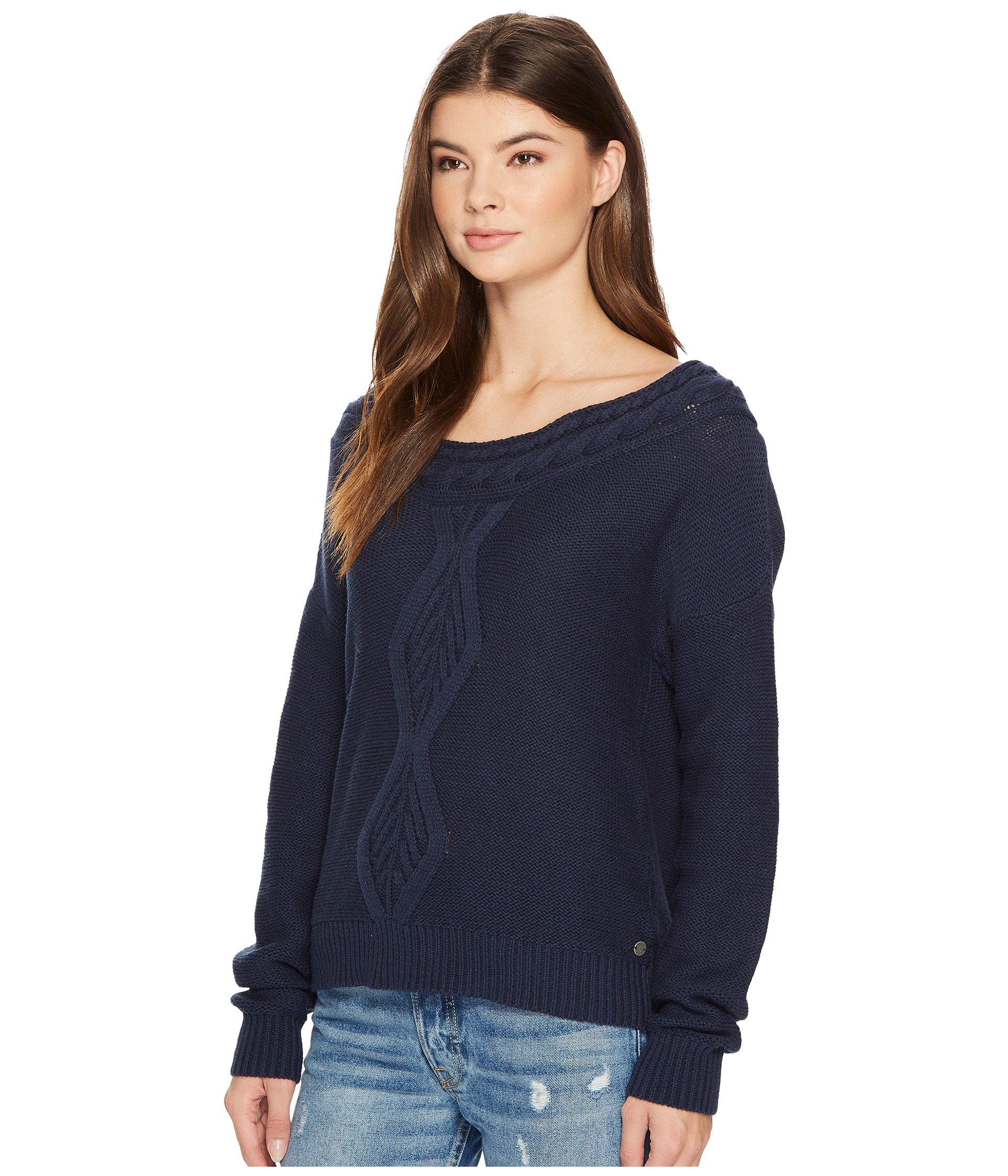 Roxy Choose To Shine Sweater at Zappos.com
