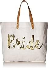 Best bride tote bags Reviews