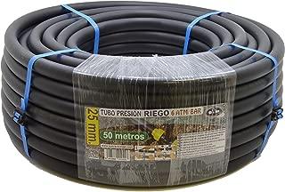 MDPE Codo reductor de compresi/ón de pl/ástico para tuber/ías de agua 90 grados, 1//2, macho, 20 mm