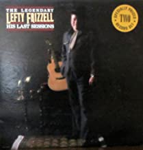 The Legendary Lefty Frizzell His Last Sessions (2LP)