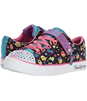 SKECHERS KIDS Twinkle Toes - Twinkle Breeze 2.0 10926L Lights (Little Kid/Big Kid)
