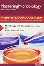 Mastering Microbiology with Pearson eText -- Standalone Access Card -- for Microbiology with Diseases by Taxonomy (5th Edition)