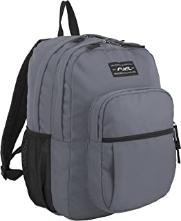 Fuel Legacy Deluxe Classic Backpack, Gray