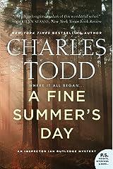 A Fine Summer's Day: An Inspector Ian Rutledge Mystery Kindle Edition