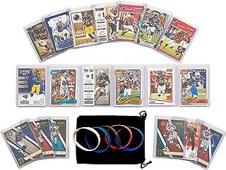 Football Cards: Fantasy RBs (19) Todd Gurley Ezekiel Elliott, Gordon, Peterson, Bell, Blount, Lynch, Ajayi, Anderson, Dion Lewis, McCoy, Mixon, Ingram, Johnson, Hyde, McCaffrey, Stewart, Freeman, Gore