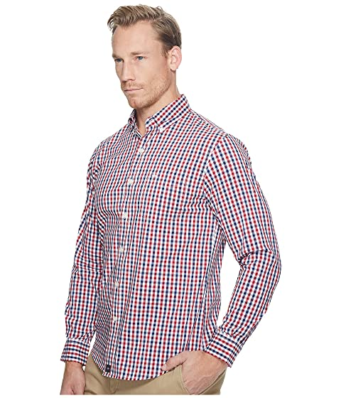 Stretch Shirt Sleeve Long Woven Dockers a48vRv
