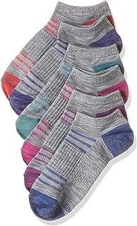 Hanes Women's PC4016 Performance Cool No Show Design Socks