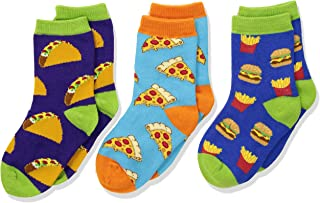 Socksmith Kids Novelty Crew Socks 3-pack