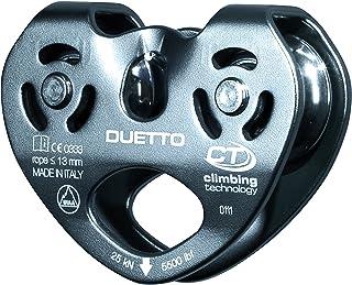 Climbing Technology Escalada tecnología Duetto Polea