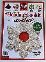Food Network magazine holiday cookie cookbook 2019 magazine