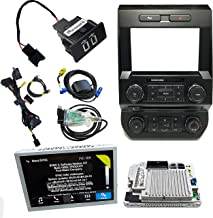 Capacitive Touchscreen Kit, for 2015-2017 Ford F150 SYNC 2 Upgrade SYNC 3 MyFord Touch (MFT) Support Carplay, Complete Monitor Set with GPS Navigation Antenna,Harness,APIM,USB Hub Module - 8 Inch