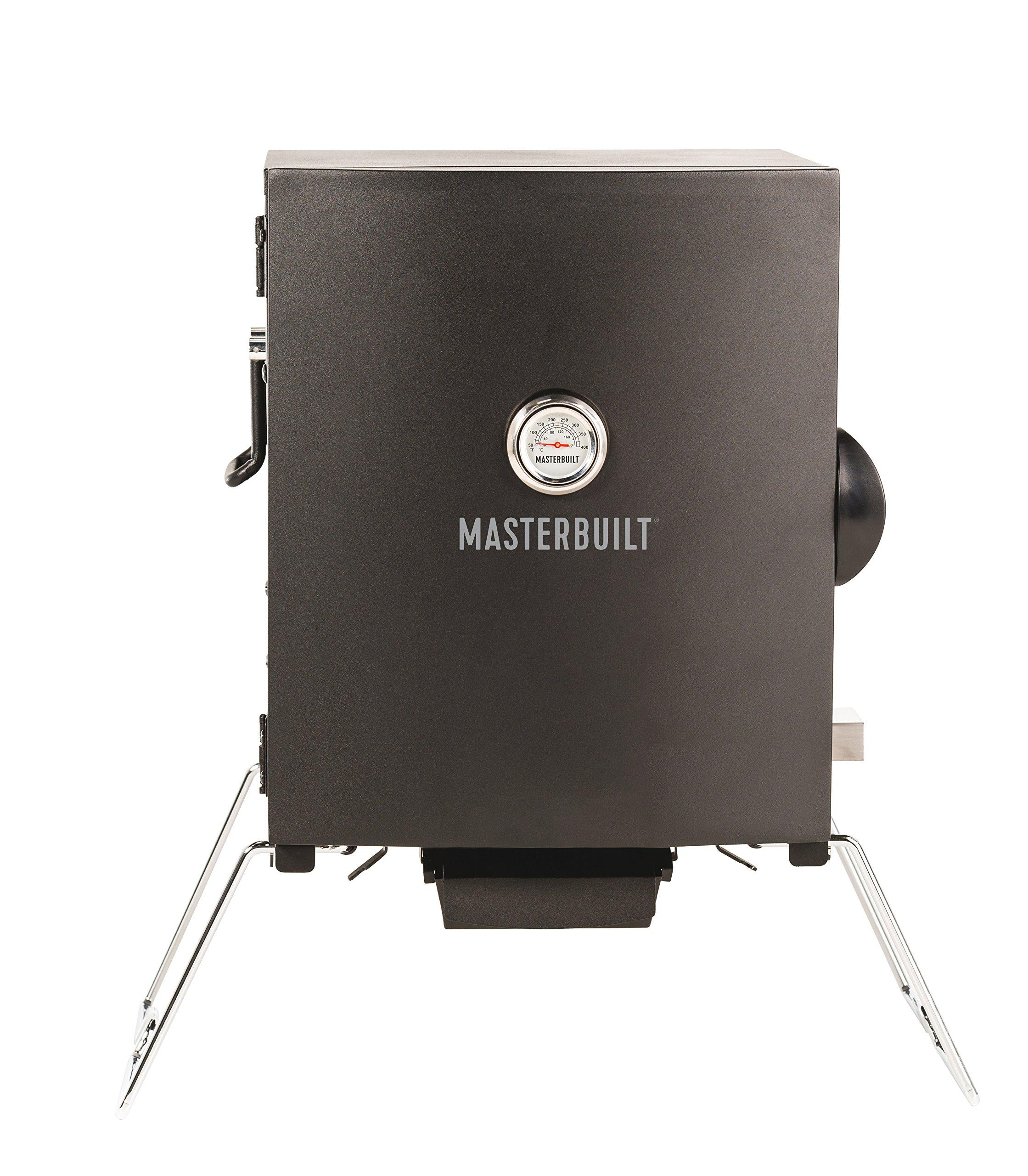 Masterbuilt MB20073716 Patio 2 Portable Electric Smoker