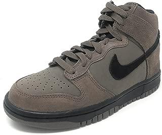 Nike Dunk High (GS) Dark Mushroom/Black